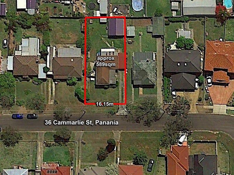 36 Cammarlie Street, Panania, NSW 2213