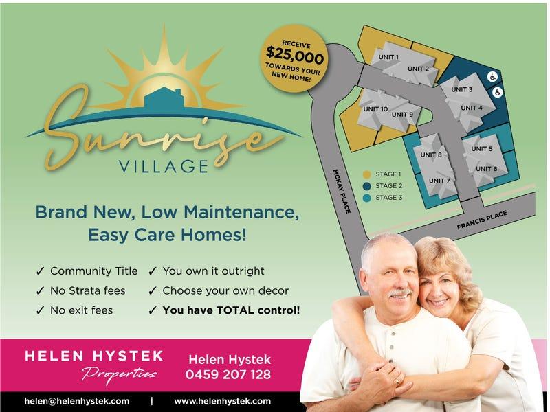1-10/Lot 420  Francis Avenue, Tamworth, NSW 2340