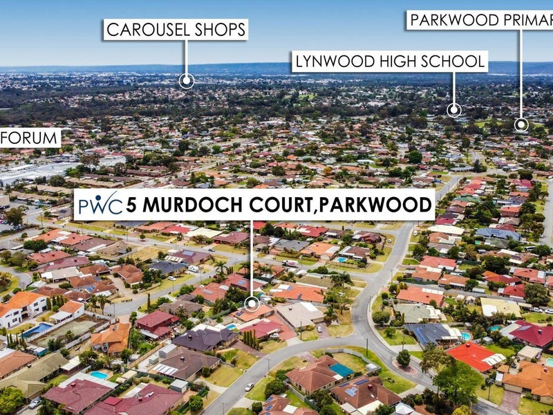 Lot 2, 5  Murdoch Court, Parkwood, WA 6147