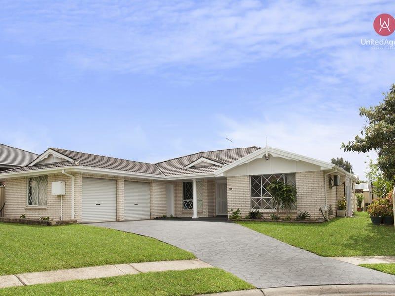 21 Port Macquarie Avenue, Hoxton Park, NSW 2171