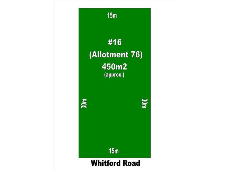 16 Whitford Rd, Hillbank, SA 5112