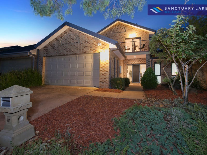 81  Tournament Drive, Sanctuary Lakes, Vic 3030