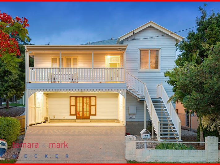 22 Friday Street, Shorncliffe, Qld 4017
