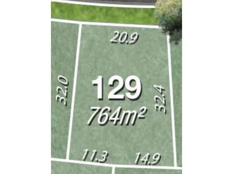 Lot 129, CANUNGRA RISE - FINCH RD, Canungra, Qld 4275