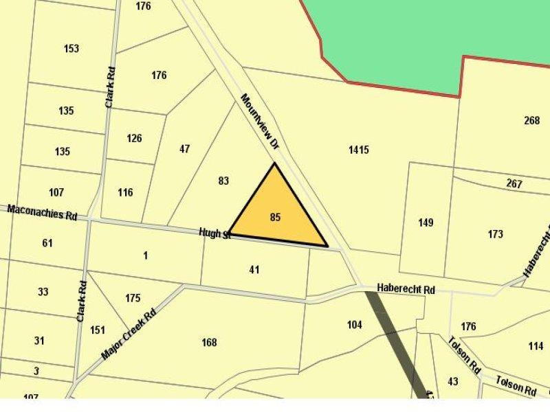 85 Hugh Road, Majors Creek, Qld 4816
