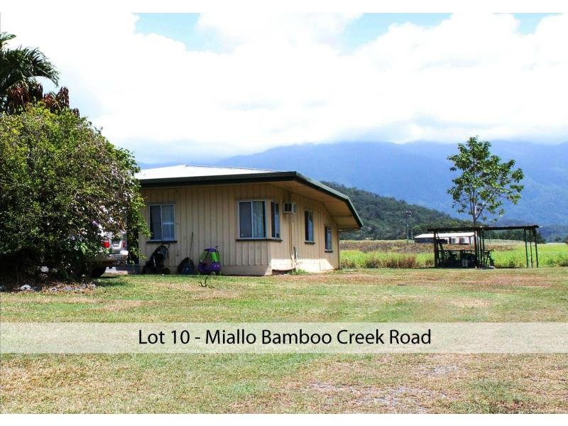 L10 Miallo Bamboo Creek Rd, Miallo, Qld 4873