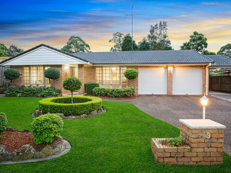 3 De La Salle Place, Castle Hill, NSW 2154