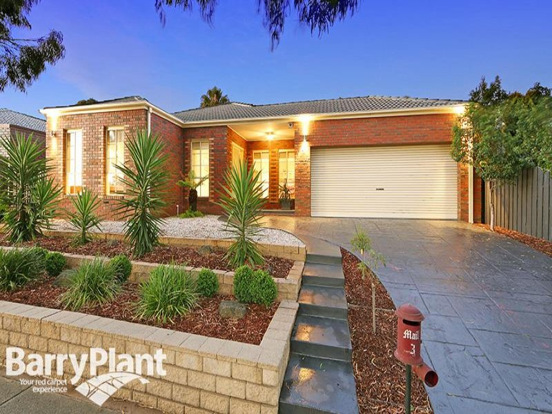 3 Yvette Drive, Rowville, Vic 3178