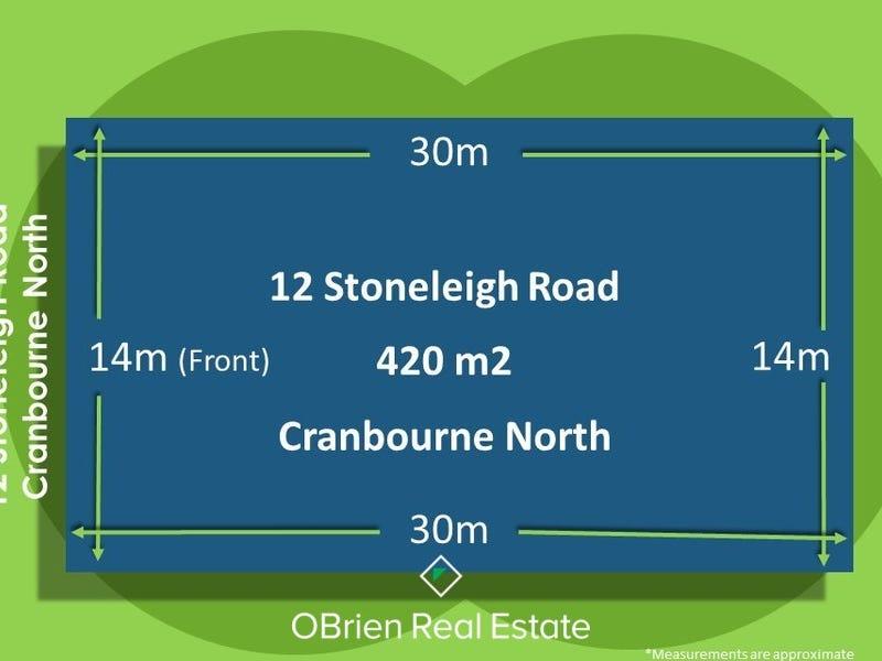 12 Stoneleigh Road, Cranbourne North, Vic 3977