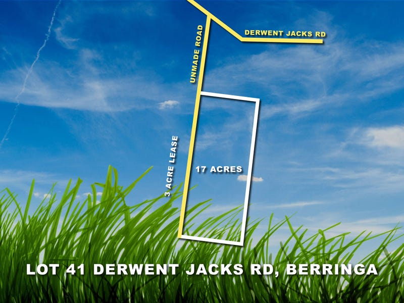 Lot 41 Derwent Jacks Road, Berringa