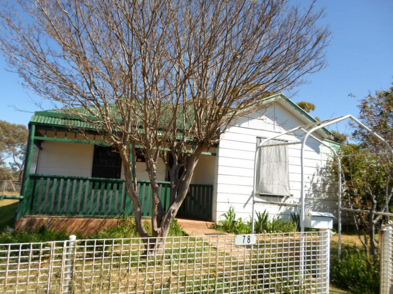 78 Railway Parade, Yeoval, NSW 2868