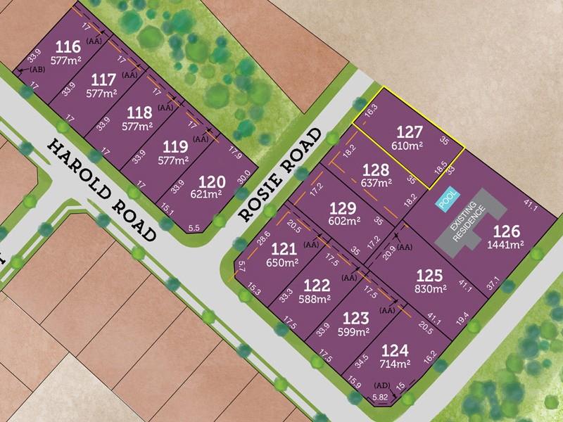 Lot 127 Rosie Road, Raymond Terrace