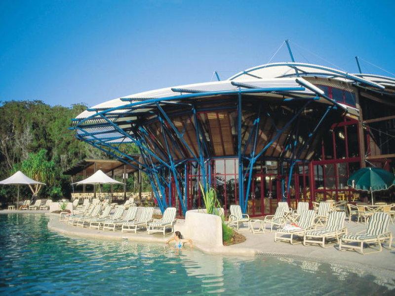 39 Pandanus Units - Kingfisher Bay, Fraser Island, Qld 4581