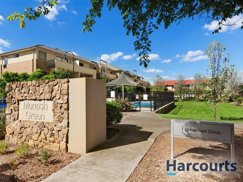 8/1 Greenfield Drive, Clayton, Vic 3168