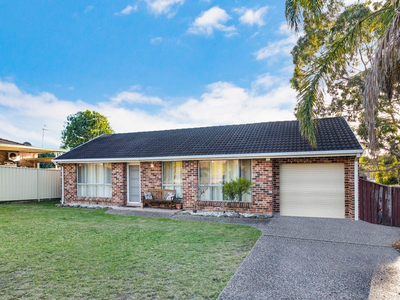 17 Griffiths Place, Eagle Vale, NSW 2558