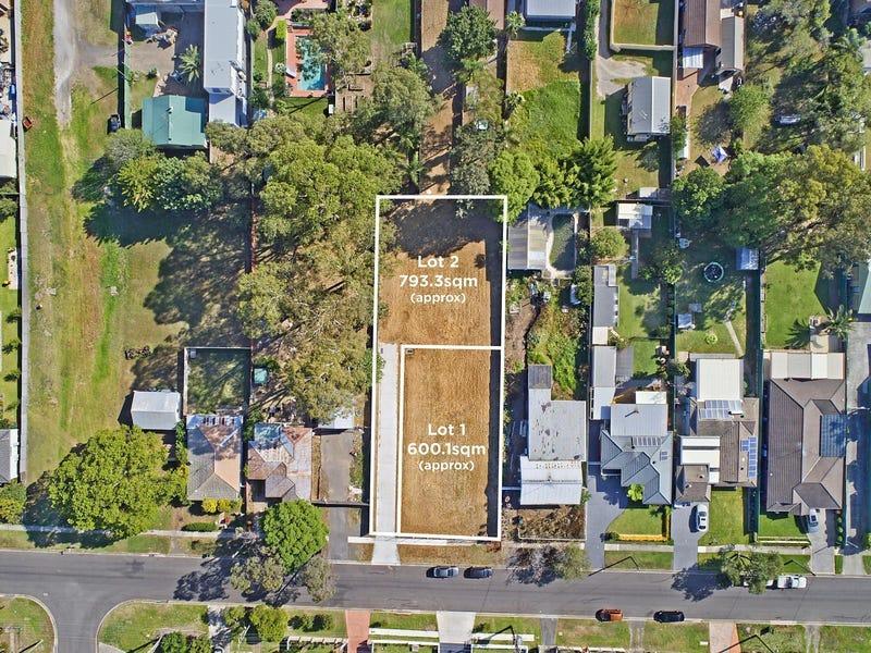 Lot 1 & 2 Sydney Street, Riverstone, NSW 2765