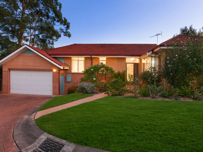 4 The Grove Way, Normanhurst, NSW 2076