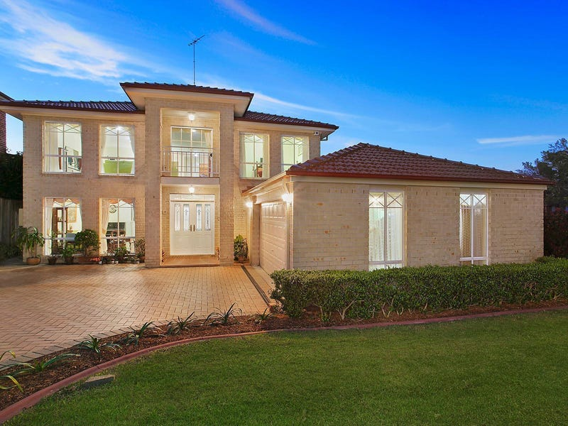 1 Ashburton Court, Kellyville, NSW 2155