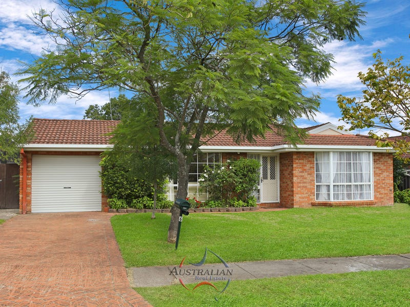 6 Scotney Place, Quakers Hill, NSW 2763