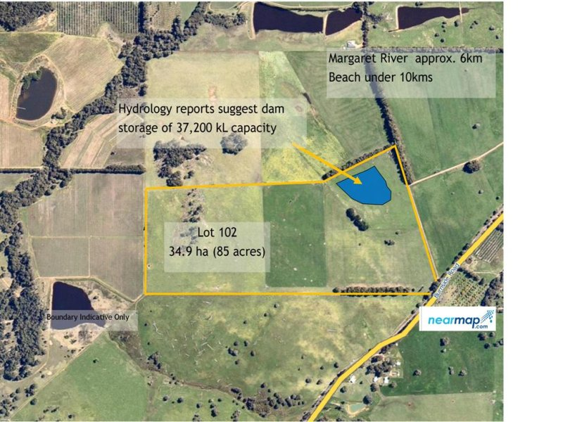 Lot 102 Burnside Rd, Burnside, WA 6285