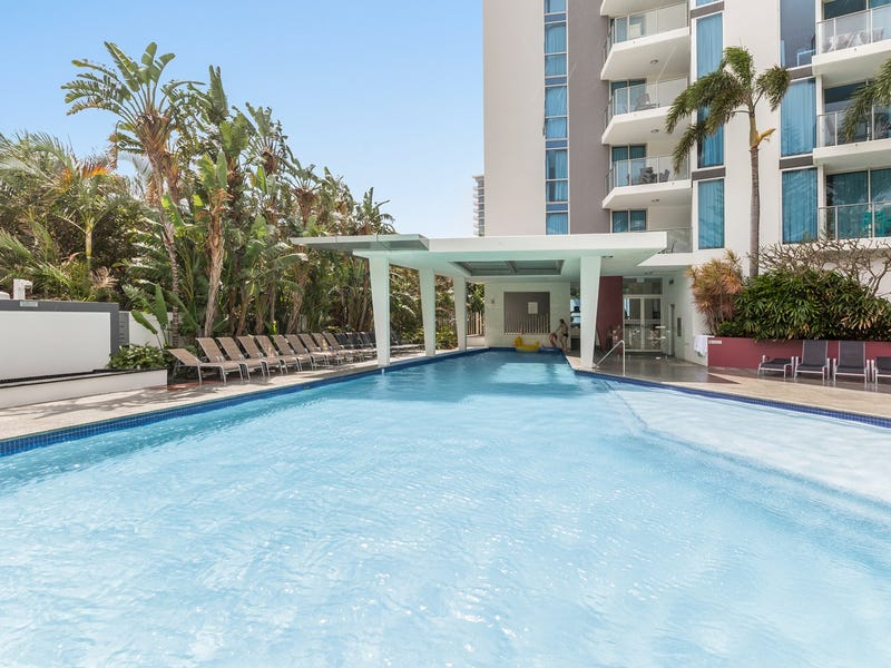 Unit 1401, 18 Enderley Avenue, Surfers Paradise, Qld 4217