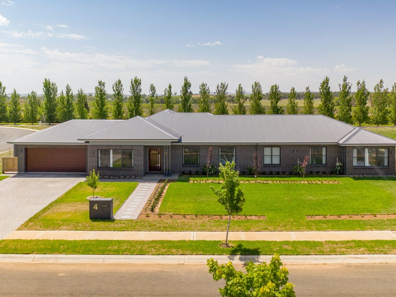 4 Butler Circle, Mudgee, NSW 2850