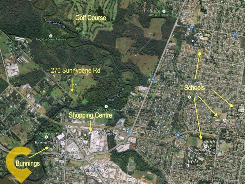 270 Sunnydene Road, Chandler, Qld 4155