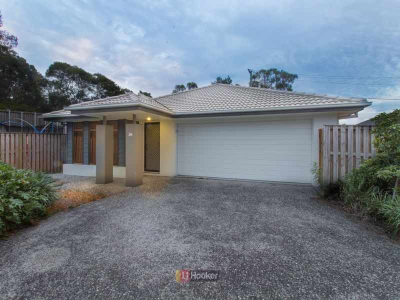 Unit 26/6-8 Macquarie Way, Browns Plains, Qld 4118