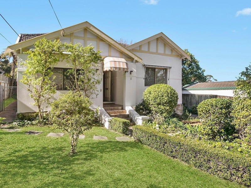 1 Kalgoorlie Street, Willoughby, NSW 2068