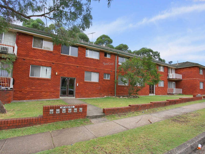 11/16 CALLIOPE STREET, Guildford, NSW 2161