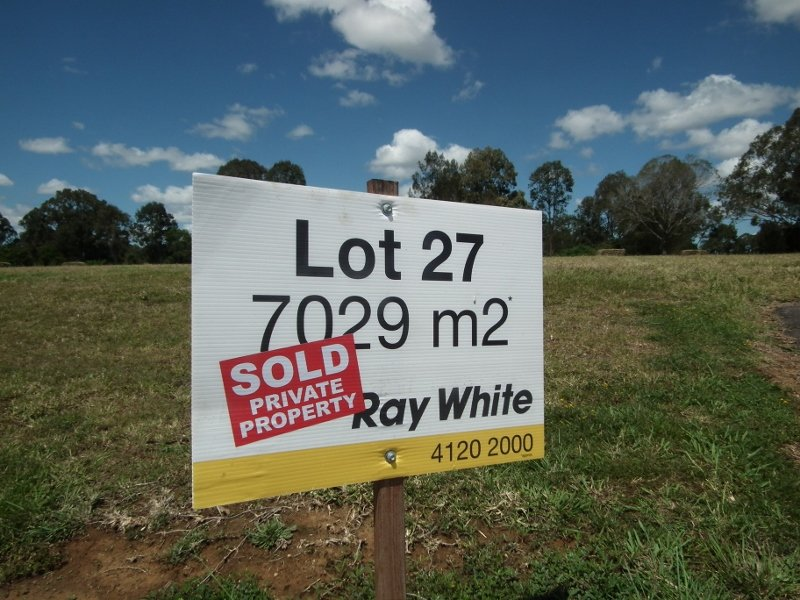 Lot 27 Mary View Drive, Yengarie, Qld 4650