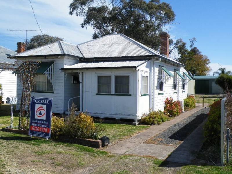 153 Dewhurst Street, Werris Creek, NSW 2341