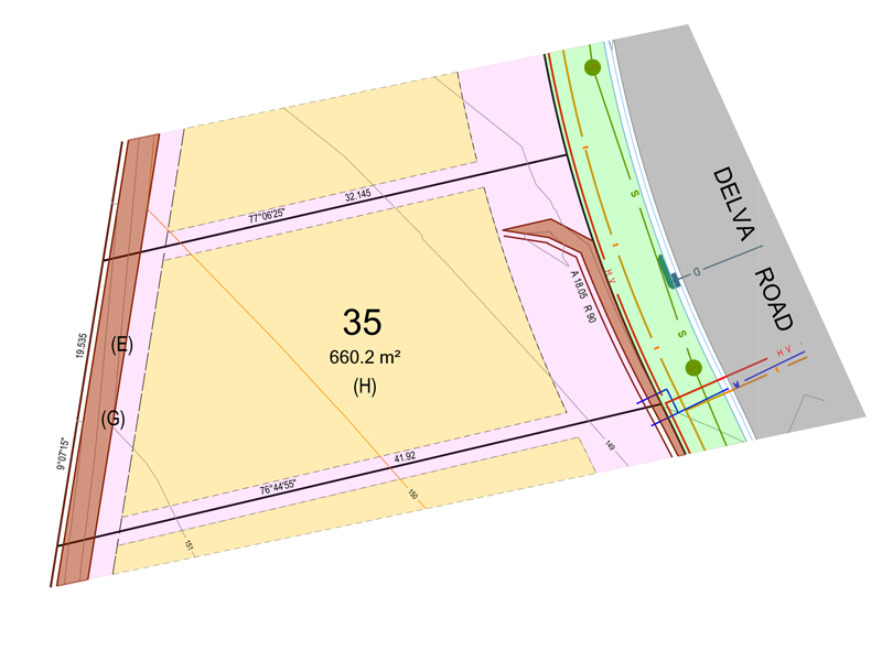 Lot 35, Ellis Circuit, Wollongbar, NSW 2477