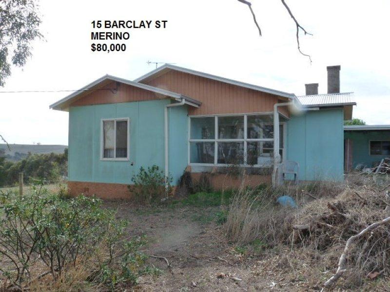 15 Barclay street, Merino, Vic 3310
