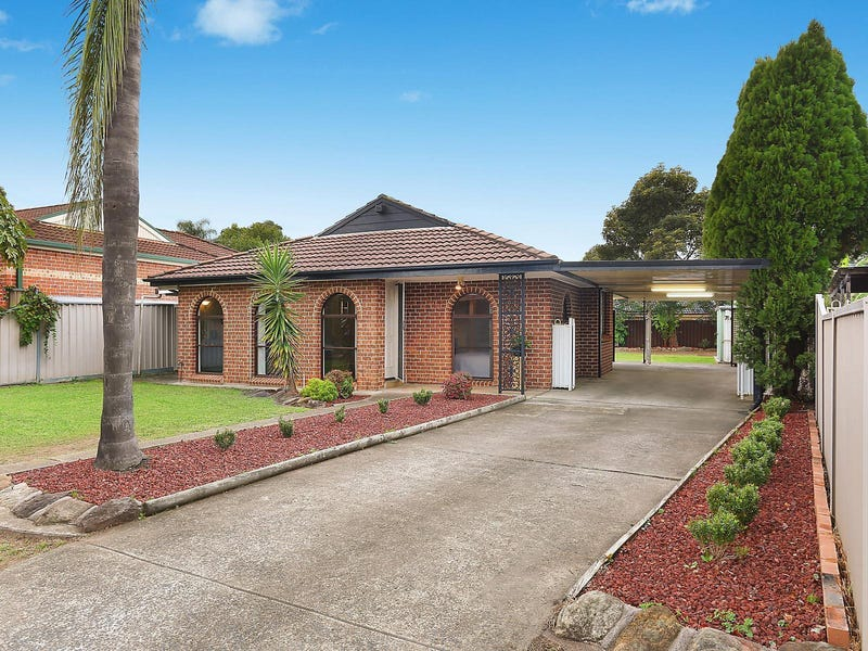 3 McCrea Close, Edensor Park, NSW 2176