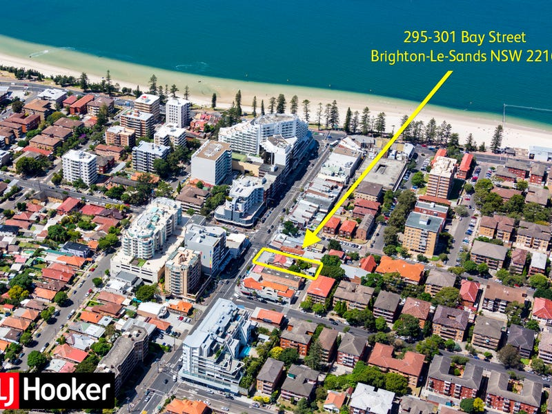 295-301 Bay Street, Brighton-Le-Sands, NSW 2216