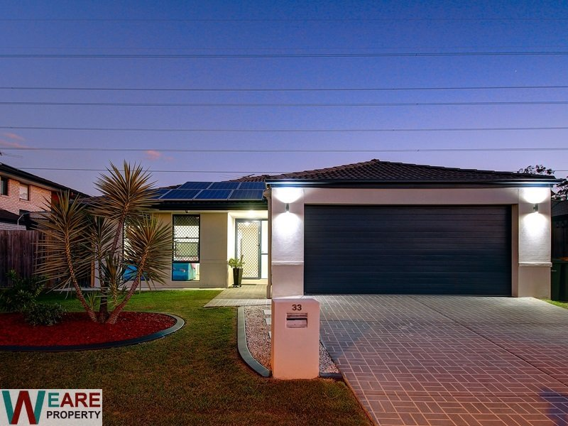 33 Weir Close, Berrinba, Qld 4117