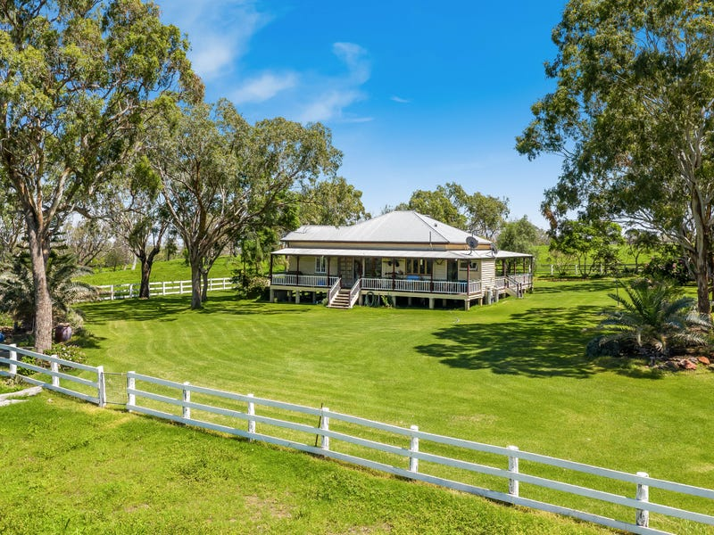 227 Hogg Road, Mount Tyson, Qld 4356