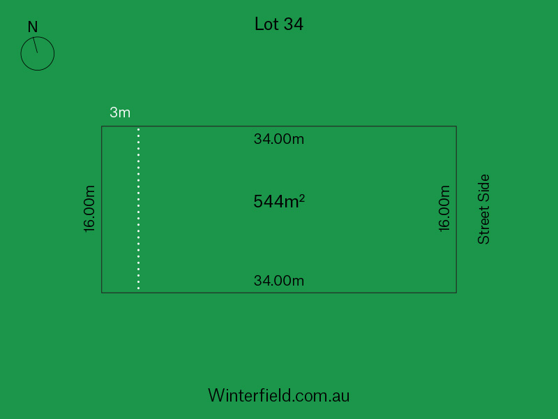 Lot 34, 351 Greenhalghs Rd, Delacombe, Vic 3356