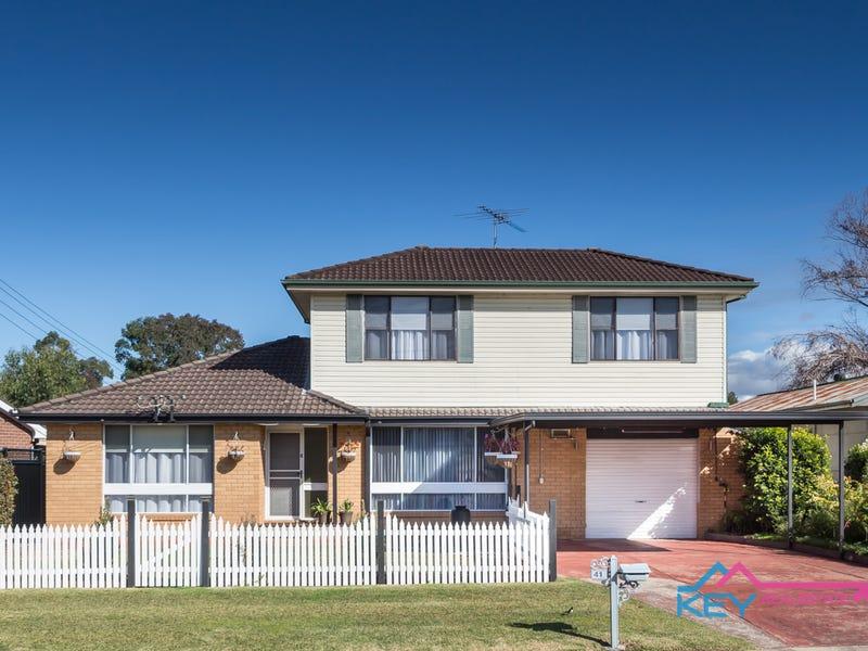 41 Chestnut Drive, Glossodia, NSW 2756