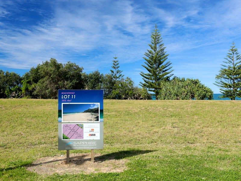 Lot 11 Oceanfront Drive, Sapphire Beach, NSW 2450