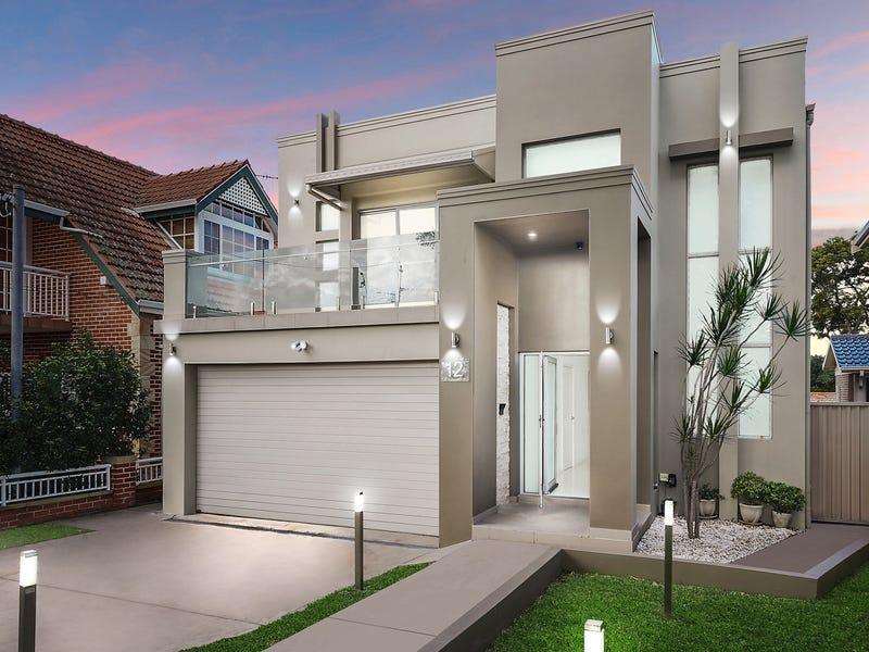 12 Cecil Street, Hurstville Grove, NSW 2220