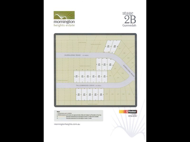 Lot 255 TALLOWWOOD DRIVE, Gunnedah, NSW 2380