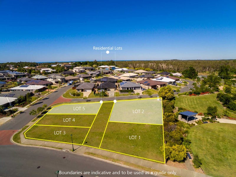 Lot 2, Lot 832 Mylestom Circle, Pottsville, NSW 2489