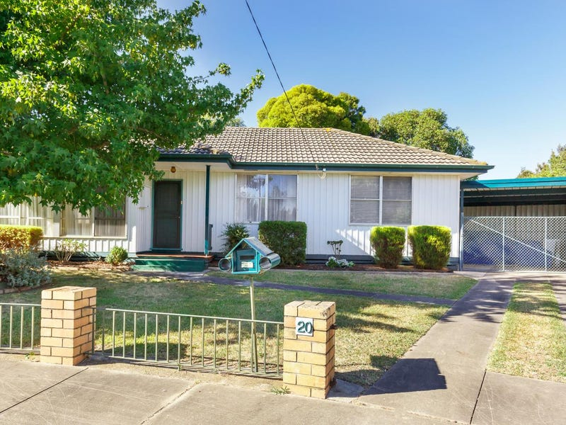 20 CARTLEDGE Way, Sale, Vic 3850