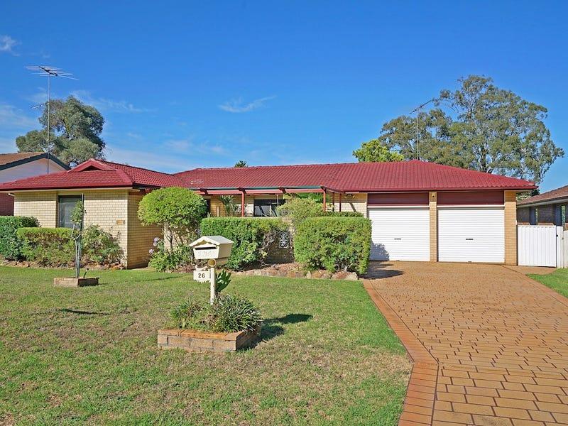 26 Crookston Drive, Camden South, NSW 2570