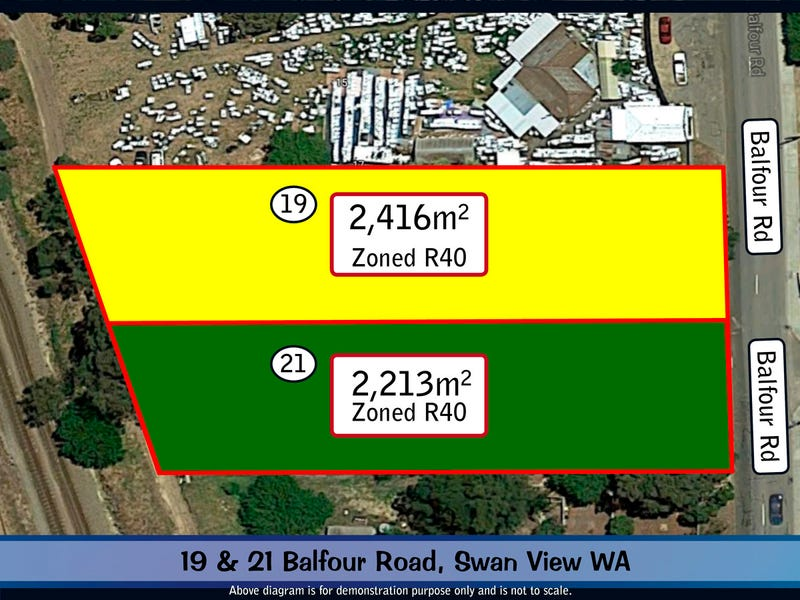 19 & 21 Balfour Road, Swan View