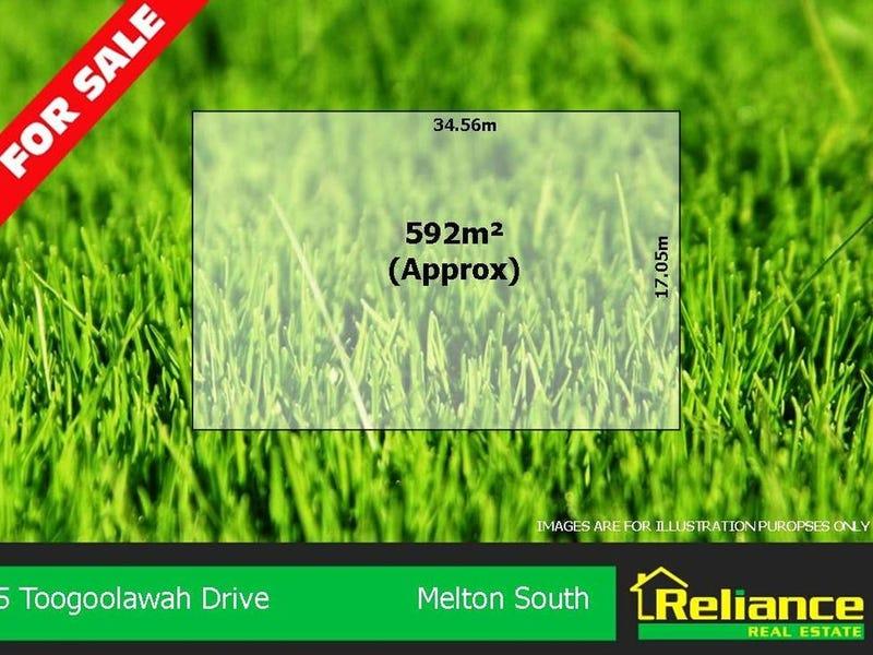 5 Toogoolawah Drive, Melton South, Vic 3338