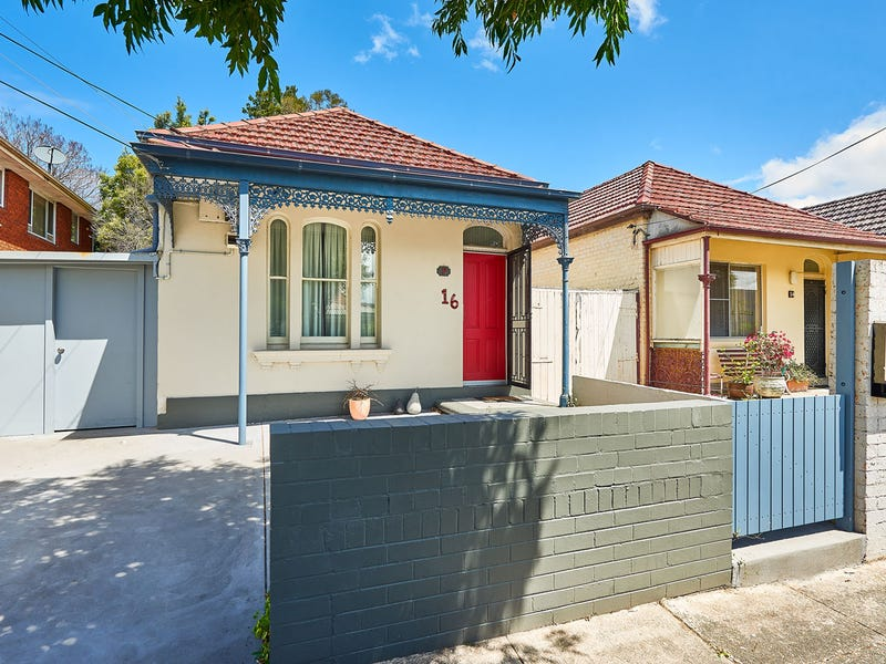 16 Renwick Street, Marrickville, NSW 2204