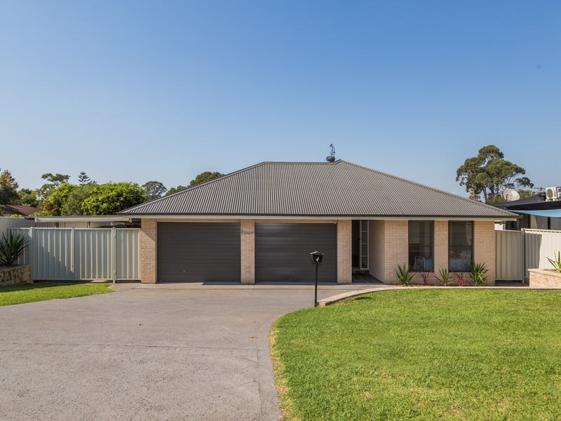 4 Lyndhurst Drive, Bomaderry, NSW 2541